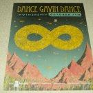 Dance Gavin Dance - Mothership Album Ad