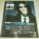 Chris Motionless 1 Page Article/Clipping - Motionless In White