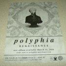Polyphia - Renaissance Album Ad