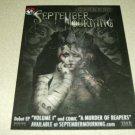 September Mourning - EP Album Ad
