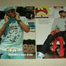Pharrell Williams 2 Page Article/Pinup - Clipping