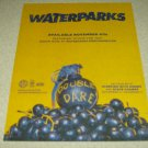 Waterparks - Double Dare Album Ad