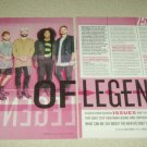 Issues 2 Page Article/Clipping