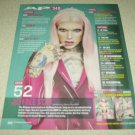 Jeffree Star 10 Page Article/Clipping
