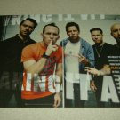 Simple Plan 3 Page Article/Cliping