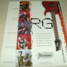 Ibanez RG Ad - Fletcher Dragger - Pennywise - Terry Balsamo - Cold - WestStyle hed (pe)