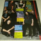 Stone Sour 1 Page Article/Clipping