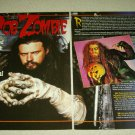 Rob Zombie 5 Page Article/Clipping - White Zombie