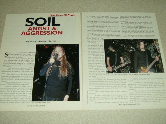 Soil 2 Page Article/Clipping