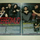 Stereomud 3 Page Article/Clipping