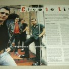 The Yo-Yo's 2 Page Article/Clipping #2