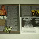 Metal is Jericho 2 Page Article/Clipping #3 - Fozzy