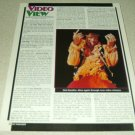 Jimi Hendrix 1 Page Article/Clipping #2