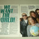 Terrorvision 3 Page Article/Clipping