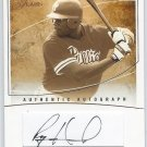 2004 Flair Ryan Howard Rookie Autograph Collection RC Auto Phillies #/185
