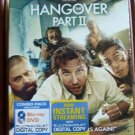 The Hangover Part II Blu-ray DVD Digital Copy Combo Bradley Cooper Galifianakis