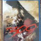 300 Blu-ray {Widescreen} Gerard Butler Epic Action 116 min Warner Frank Miller