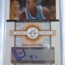 MICKAEL PIETRUS 2003-04 UD Top Prospects Auto Graph RC Rookie Card MINT #SS-PI