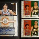 3 2003-04 Nick Collison Signs of Success Auto Graph Rookie Card Lot Tradition RC