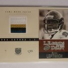 2004 Skybox LE Byron Leftwich 4 Color Patch Jersey Card Legends of the Draft /25
