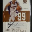 2003-2004 Skybox Limited Edition Shawn Marion Autograph Auto RARE #92/99