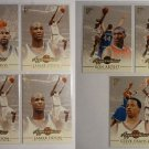 (7) 1999-2000 Topps Gallery Rookie Card Lot RC Odom Artest Francis Davis Peace