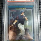 2002 Bowman Chrome Ryan Church Rookie Card RC #269 Graded PSA Mint 9 Baseball