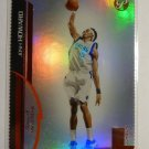 2005-2006 Topps Pristine Josh Howard Common Box Topper SP #37/50 Die Cut