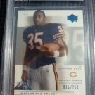 2001 UD Graded Rookie Card Series ANTHONY THOMAS BGS 9 MINT RC #/750 Bears NFL