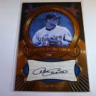 ADAM EVERETT 2004 Upper Deck Etchings Auto Graph Card Etched in Time #956/1325