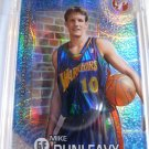 MIKE DUNLEAVY 2002-03 Topps Pristine Rookie Card RC Refractor #/1899 #57 MINT SP