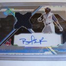 BRANDON PHILLIPS 2003 SPX Young Stars Game Worn Jersey Auto Graph #372/1295 MINT
