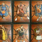 05-06 UD Sweet Shot Rookie Card RC #d LOT Nate Robinson Head Simien Taft No Auto