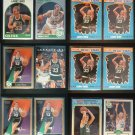 LARRY BIRD 12 Card HOF LOT Fleer Sticker NBA Hoops Update Skybox BOSTON CELTICS