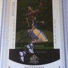 2002-03 SP Authentic FRED JONES Auto Graph Rookie Card RC #423/1500 Oregon Ducks