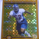 2004 Topps Chrome #191 D.J. WILLIAMS XFractor Rookie Card RC #139/279 Encased MT