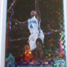 DAVID WESLEY 2003-04 Topps Chrome XFractor Basketball Card #102 #182/220 MINT