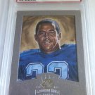 TONY DORSETT 2002 Donruss Gridiron Kings Football Card #339/400 #175 PSA NM-MT 8