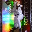 2003 Leaf Limited ROGER CLEMENS Silver Spotlight Card #45 #7/100 NY Yankees RARE