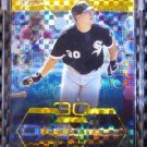 2003 Topps Finest MAGGLIO ORDONEZ Gold Xfractor #27 #100/199 White Sox Gem Mint
