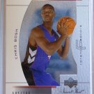 2003-04 Upper Deck Sweet Shot 94 Chris Bosh /799 Rookie Card RC Gem Mint Heat