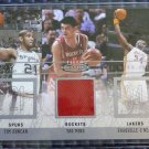 2003-04 Fleer Mystique YAO MING Rare Finds Jersey Patch Card RF-YM Rockets #/300