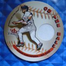 2003 Fleer Hardball NOMAR GARCIAPARRA On The Ball Game Worn Jersey Patch Card