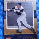 2003 Fleer Genuine CARLOS BELTRAN Reflection Descending #11 #99/120 KC Royals