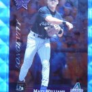 2002 Leaf Rookies & Stars MATT WILLIAMS Longevity #118 #4/100 Giants D-Backs
