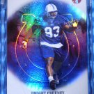 2002 Topps Pristine DWIGHT FREENEY Refractor Rookie Card RC #126 #/999 UNC