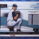 2003 Piece of the Game RANDY JOHNSON Game Worn Jersey Patch #11/25 HOF RARE