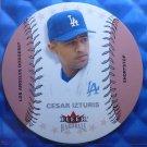 2003 Fleer Hardball CESAR IZTURIS Platinum Edition #136 #27/50 LA Dodgers MINT