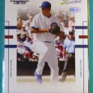 2004 Donruss World Series Holofoil RENYEL PINTO Rookie Card RC 195 #44/50 CUBS