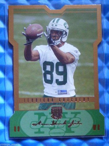 2004 Skybox LE JERRICHO COTCHERY Rookie Card RC #113 #57/99 Die Cut Panthers